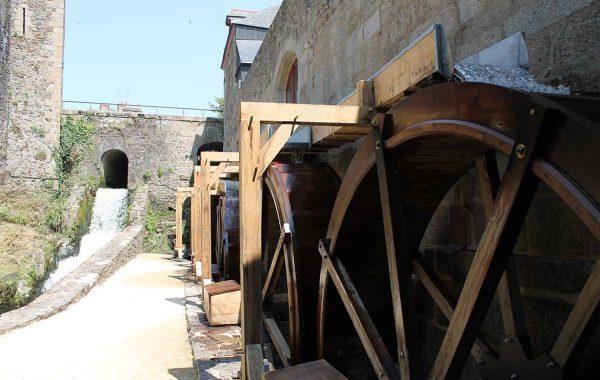 Moulin du Château de Fougères