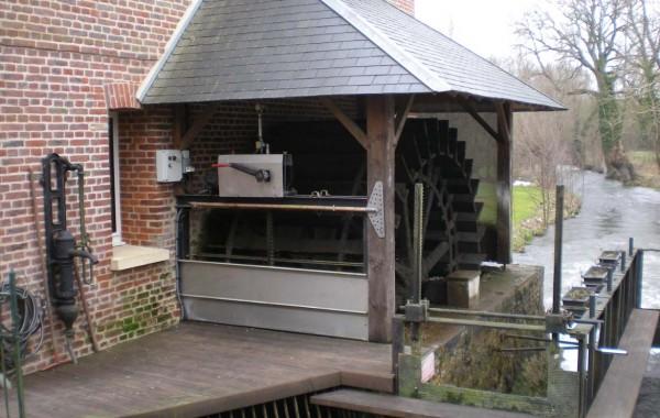 Moulin de Brisepot