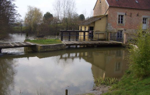 Moulin de St Léger sur Sarthe