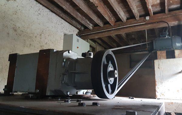 Le moulin du gîte de la Filature