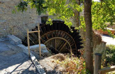 Le Moulin de Chevré dans Ouest-France