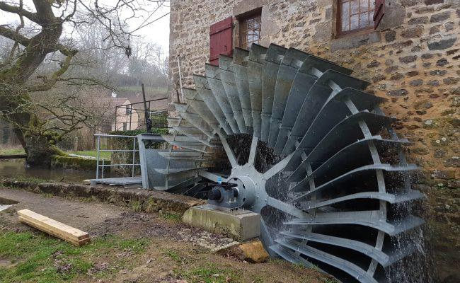 Roue Moulin du Val 2