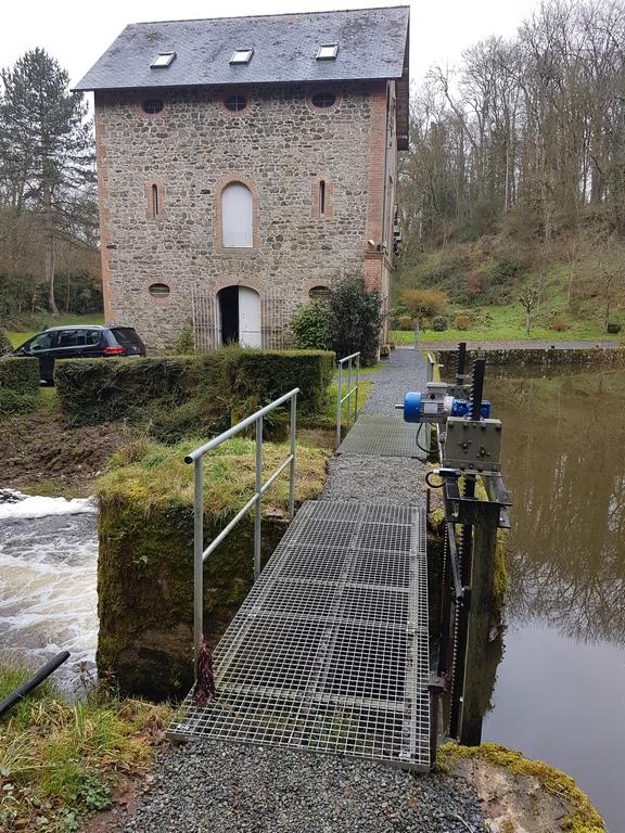 Moulin de Choiseau – Pont