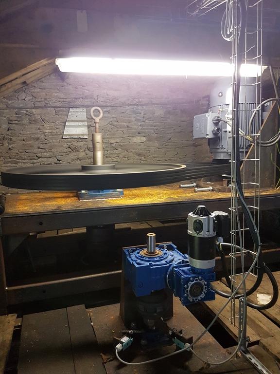 Moulin à papier – production énergie