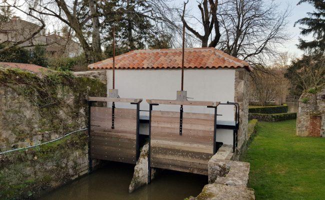 Moulin de la Forge de Fouques – vannes