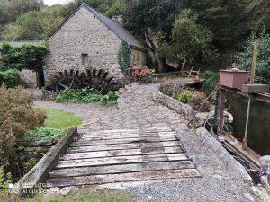 Arrêt moulin : Projets d'hydroélectricité